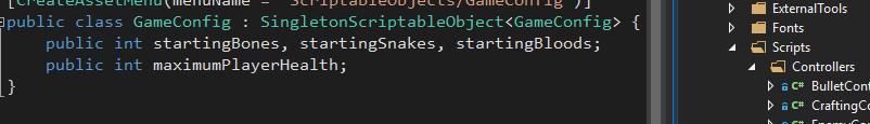 Unity3D: Criando singletons de ScriptableObjects automaticamente